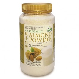 Organic Almond Powder 有机纯杏仁粉