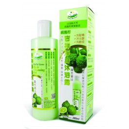 Kaffir Lime Cleansing Lotion 麻风柑沐浴露