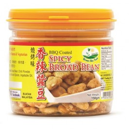 Spicy Broad Bean 香辣蚕豆