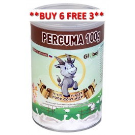 Pure Goat Milk - BUY 6 FREE 3 *MyExpo Special*